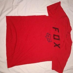 Fox boys shirt.